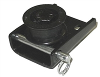 Liftmaster Belt Pulley Bracket (2500, 2580, 2280, 3280 & 3500D) - Liftmaster Part Number: 41B5424