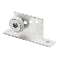 "Prime Line M 6034 - Shower Door Roller & Bracket, 3/4"", Round"