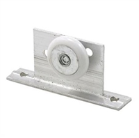 "Prime Line M 6036 - Shower Door Roller & Bracket, 7/8"", Round"