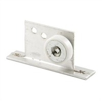 "Prime Line M 6037 - Shower Door Roller & Bracket, 7/8"", Flat"