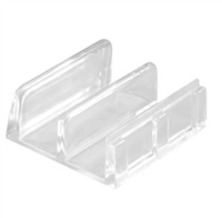 Prime Line M 6059 - Shower Door Bottom Guide Assembly