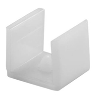 Prime Line M 6060 - Sliding Shower Door Bottom Guide