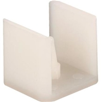 Prime Line M 6061 - Sliding Shower Door Bottom Guide
