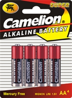 Aa Alkaline Batteries, 24 Pack