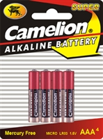 Aaa Alkaline Batteries, 24 Pack