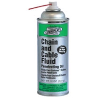 Lubriplate Chain & Cable Fluid Penetrating Oil
