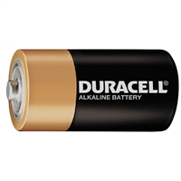 Duracell C Copper Top, 4 Pack