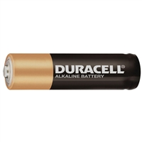 Duracell Aa Copper Top, 4 Pack