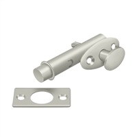Deltana Mb175U15 - Mortise Bolt - Brushed Nickel Finish