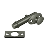 Deltana Mb175U15A - Mortise Bolt - Antique Nickel Finish