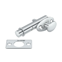 Deltana Mb175U26 - Mortise Bolt - Polished Chrome Finish