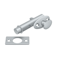 Deltana Mb175U26D - Mortise Bolt - Brushed Chrome Finish