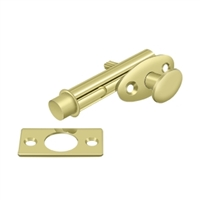 Deltana Mb175U3 - Mortise Bolt - Polished Brass Finish