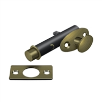 Deltana Mb175U5 - Mortise Bolt - Antique Brass Finish