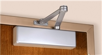 Norton P7570St: Norton 7570 Security Series Door Closer (Adjustable Sizes 1 Thru 6 - Specify Hand) Push Side Slide Track