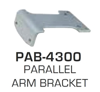 Global Door Controls Pab-4300: Parallel Arm Bracket