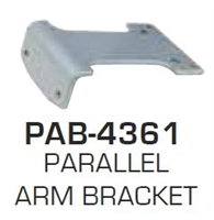 Global Door Controls Pab-4361: Parallel Arm Bracket