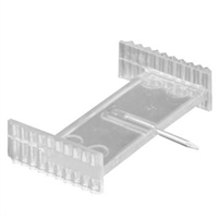 Prime Line Pl 7982 - Window Grille Retainer 6/Pkg