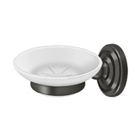 Deltana R2012-U10B - Soap Dish, R-Series - Oil-Rubbed Bronze Finish