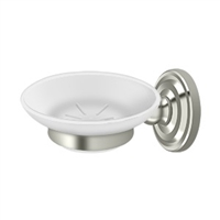 Deltana R2012-U14 - Soap Dish, R-Series - Polished Nickel Finish