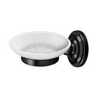 Deltana R2012-U19 - Soap Dish, R-Series - Paint Black Finish