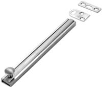 "Don Jo Sb-4-625, 4"" Slide Bolt, 625 Finish"