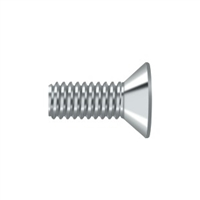 "Deltana Scmb1005U26 - Machine Screw, Sb, #10 X 1/2"" - Polished Chrome Finish"