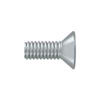 "Deltana Scmb1005U26D - Machine Screw, Sb, #10 X 1/2"" - Brushed Chrome Finish"