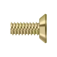 "Deltana Scms1205U2D - Machine Screw, Steel, #12 X 1/2"" - Zinc Dichromate Finish"