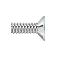 "Deltana Scms905Uspw - Machine Screw, Steel, #9 X 1/2"" - Prime Coat White Finish"