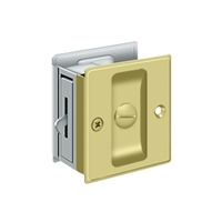 "Deltana Sdl25U3-26 - Pocket Lock, 2 1/2""X 2 3/4"" Privacy"
