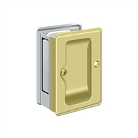 "Deltana SDPA325U3-26 - Hd Pocket Lock, Adjustable, 3 1/4""X 2 1/4"" Passage"