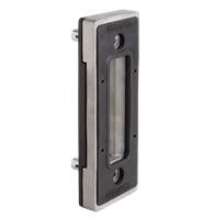 Locinox Sskz-Qf, Sliding Gate Keep For Square Profiles With A Min. Wide Of 3""