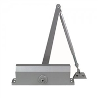 Global Door Controls Tc2204-Bc: Size 4, Grade 3, Door Closer With Back Check (10 Year Warranty)