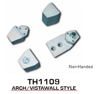Global Door Controls Th1100 Series Offset Pivots - Th1109 Arch Style