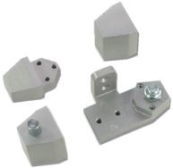 Global Door Controls Th1100 Series Offset Pivots - Th1110 Vistawall / Arch Handed