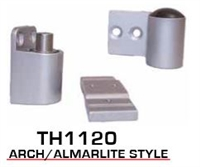 Global Door Controls Th1120 Arch/Amarlite Style