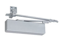"Norton Uni7500H-36 689: 7500 Series Multi-Size 1-6 Door Closer With Hold Open Unitrol Arm, For 33""-41"" Door Width, 689 Aluminum Finish (25 Year Warranty)"