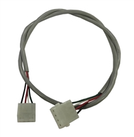 Hunter Ditec Entrematic Motor Extension Harness For Dual Fa-8 Controller