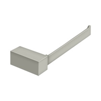 Deltana Za2001-15 - Toilet Paper Holder Za Series Single Post - Brushed Nickel Finish