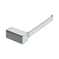 Deltana Za2001-26 - Toilet Paper Holder Za Series Single Post - Polished Chrome Finish