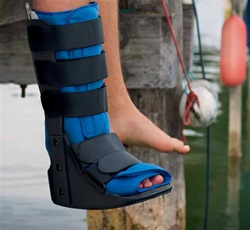 Air Traveler Walking Splint