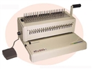 Megabind 1E Electric Comb Punch and Built-In Comb Opener