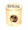 G18350 - Back Gauge Brass Screw Nut - Fabricated - Same as Challenge Part #8826