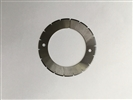G22277 - MBO Part # 50210390 - Perforating Blade/Split/18 Teeth/For 35mm Shaft/60mm OD x 40mm ID x 0.5mm TK