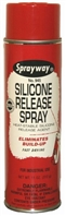 Can Sprayway #945 Silicone Spray - Quantity Discounts Available