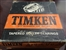 Timken Tapered Roller Bearing #760