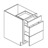 "Ashford Series Charleston White Vanity BATHROOM VANITY DRAWER PACK - 3 DRAWER (18""Wx21""Dx34 1/2""H) from The cabinet Depot"