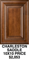 "Sample Doors SPICE DRAWER - 1 DRAWER (6""Wx24""D""x34 1/2""H) from The Cabinet Depot"
