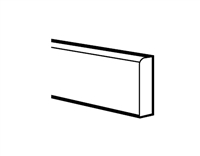 "Fairfield Series  Barrington White  Accessories SPICE DRAWER - 1 DRAWER (6""Wx24""D""x34 1/2""H) from The Cabinet Depot"